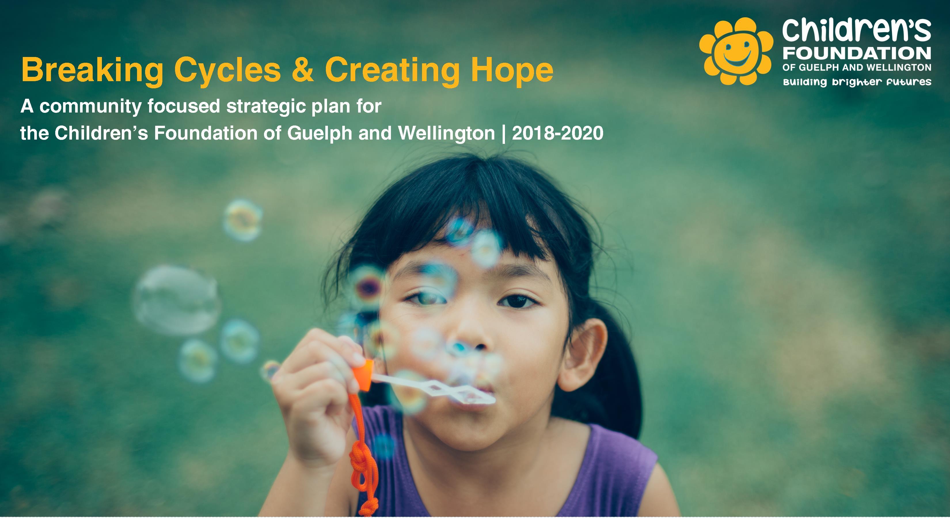 Breaking Cycles & Creating Hope